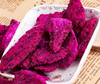 Bulk/small bags package Freeze-dried RED pitaya / dragon fruit sliced shape in 5-7mm