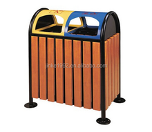 JINKE High Quality Color Code Outdoor Cheap Recycle Bin