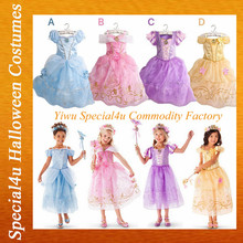 SFUBD-559 wholesale girl crazy party design halloween costume dress for kids princess cosplay costume