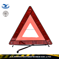 24 hours replied Emark certificated traffic warning triangle