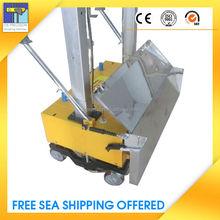 High quality power 220V plaster board machine for internal wall