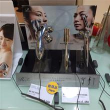 Jade facial massage roller display cabinet, facial roller showcase stand acrylic