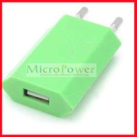 Universal Phone USB AC Power Charger/Adapter EU/USA/AU Plug with CE ROHS