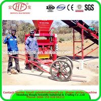 Advanced product QTJ4-35 habiterra block making machine