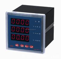 good quality LCD Multi-function eletrical power meters/voltage meters/current meters