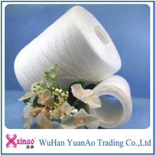 wholesale polyester sewing thread spun polyester yarn for wedding dress