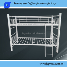 School used kids metal loft bunk beds for sale