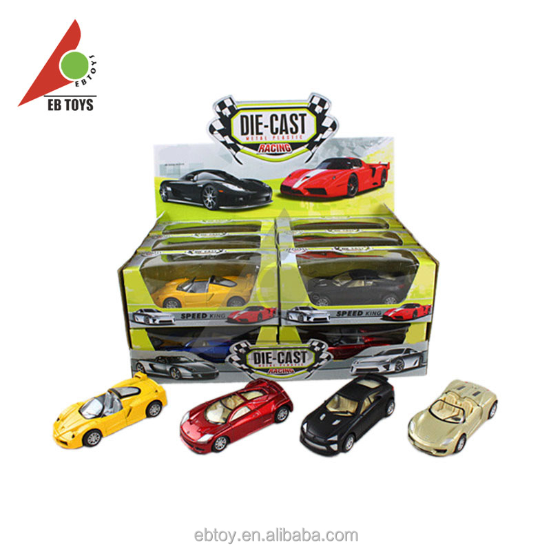 Toy Cars Product : Kids toy new product cheap miniature metal cars models