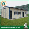 cheap pre fabricated steel building 2 storey prefab movable home