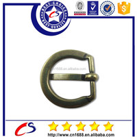2015 Best sale personalized D-ring metal belt buckle with custom logo