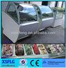 Gelato ice cream showcase display freezer/-20 degree's ice cream freezer
