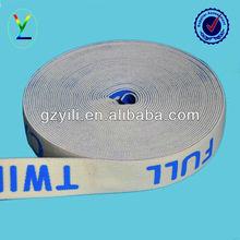 Jacquard elastic webbing for men`s underwear 10-60mm