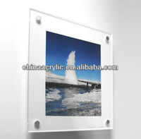 acrylic poster frame wholesale A1,A0,45*30inch,40*30inch,20*30inch for photo,picture,poster and artwork