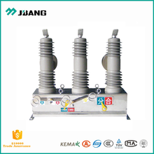 Solid sealed outdoor high voltage electrical circuit breaker with integrated pole column most favorable prices