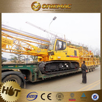 XCMG QUY55 same like hitachi kh150 crawler crane,55ton to 150 ton crawler crane