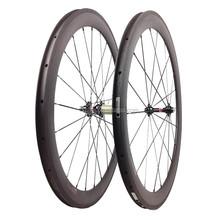 50mm carbon clincher wheelset