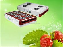 Aeroponic sistemas de cultivo led grow light full spectrum, alta potencia led crece la lámpara nombres todas las frutas verduras