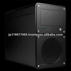AS Enclosure S7 Black / Aluminum PC case Price negotiable!!
