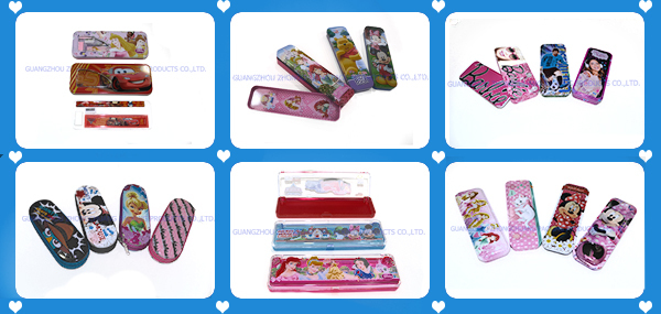 2014 hot sale school stationery set for kids