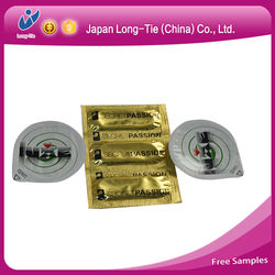 Natural Latex Ultra Thin Condom For Male