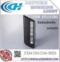 FOR TOYOTA VELLFIRE auto accessories drl car daytime running light