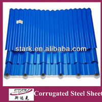 0.2mm PPGI/GI Corrugated Steel Sheet/Metal Roofing