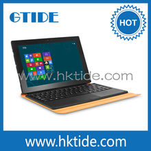 New Model Leather Keyboard Case with Touchpad for Win 8 Tablet PC