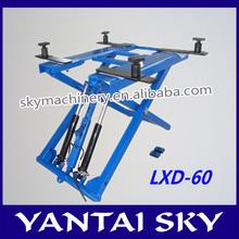 2014 new product china lifts atv/garage car elevator/car scissor lift