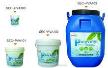 Polyvinyl Acetate SEC-PVA100 SEC-PVA101 SEC-PVA102 SEC-PVA103