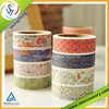 New style beautiful flower paper tape pver 300 patterns washi tape hot selling