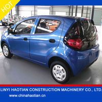 electric car with air conditioning / 4 seats 5-door wholesaler electric car made in china
