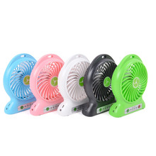 Air-conditioning Electronic Charger Fan For USB Charger