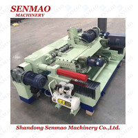 Indian Model/Heavy duty /4 feet Spindle less Veneer Peeling Machine/ Rotary peeling Lathe