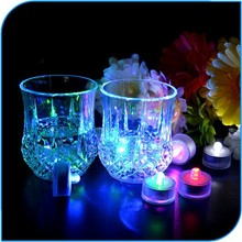 Wedding Decoration Waterproof Teal Submersible Light