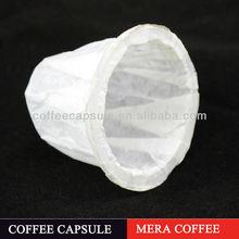 k cup capsule filter of paper