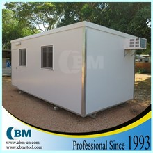Sudan small container kit homes -2