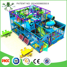 2015 new designed commercial ocean style project kids inflatable indoor playground
