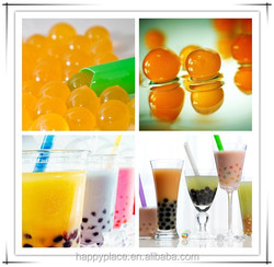 Bubble Tea Ingredients Product Type,Bottle Packaging popping boba bubble
