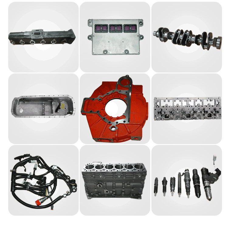Cummins engine parts K19 magnetic pick-up speed sensor 3034572