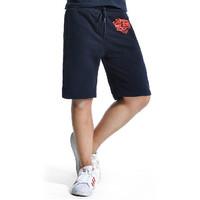 hot sale polyester lycra gym shorts boxer shorts