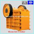hysan triturador de concreto mandíbula