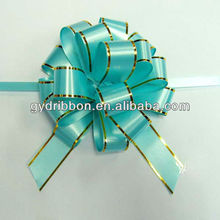 Pull Bow Making Machine/ Wrapping Pull Bow Ribbon for Wine Bottle Decoration