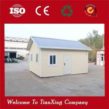 20ft standard portable anti-earthquake prefab houseshipping container homes for sale