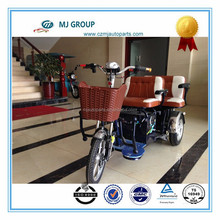 solar electric battery operated tricycle