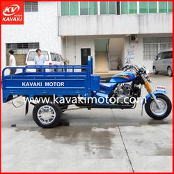 China tri motorcycle 3 wheel/ 4 stroke trike motorcycle