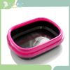 High quality pet accessory plastic cat toilet training