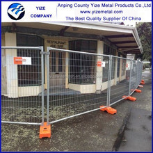 galvanized pool fence accessories / pool safety barriers export to Canada , New Zealand , US