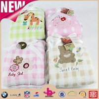 soft feel 100% polyester Eco-friendly high quality low price flannel fabric for baby blankets