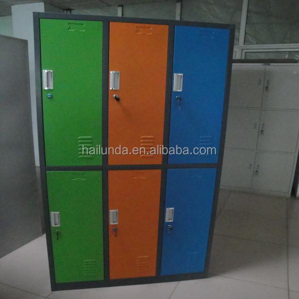 Adesivos De Coração Para Caderno ~ Colorfur 6 porta de escola armário de aço armário guarda roupa Cofre ID do produto 60181710330