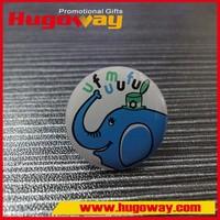 China alibaba high quality Offset Printing long needle lapel pin